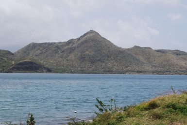 Waterfront land for sale-St. Kitts
