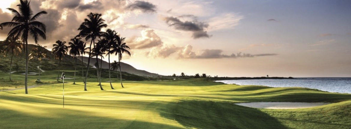Golf in St. Kitts